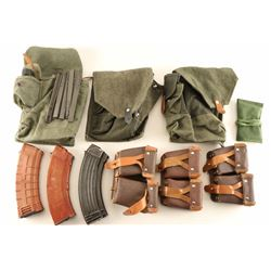 Mags & Ammo Pouches Lot
