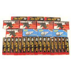 Lot of 45 Ammo