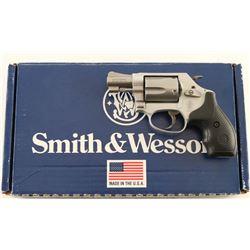 Smith & Wesson 637-2 .38 Spl SN: CSS6966