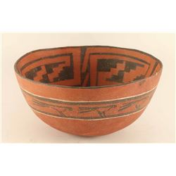 Anasazi Windgate Polychrome Pot