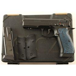 CZ CZ 75 SP-01 9mm SN: C399756