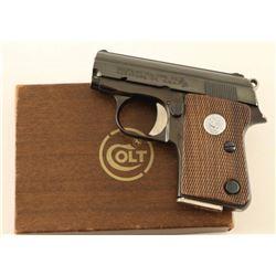 Colt Junior .25 ACP SN: 0D109356