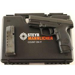Steyr C40-A1 .40 S&W SN: 3134770