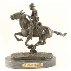 Fine Art Bronze by Frederic Remington