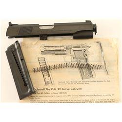 Colt 1911 .22 LR Conversion Unit