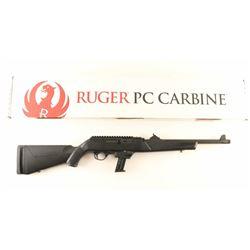 Ruger PC Carbine 9mm SN: 910-36530