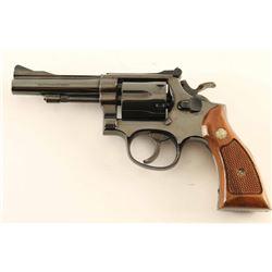 Smith & Wesson 15-3 .38 Spl SN: 1K45341