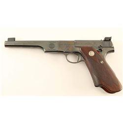 Colt Woodsman Match Target .22 LR SN MT5947