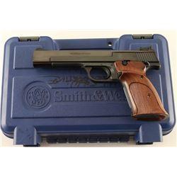 Smith & Wesson 41 .22 LR SN: UAV4850