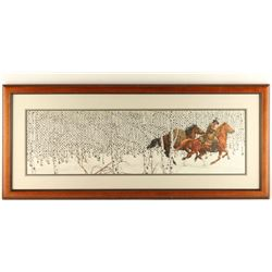 Limited Edition Fine Art Print by Bev Doolittle