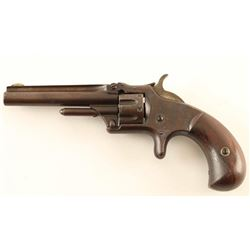 Smith & Wesson No. 1 .22 Short SN: 41068