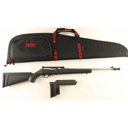 Ruger 10/22 50th Anniversary 22 #0001-52966