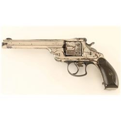 Smith & Wesson 44 Double Action .44 Russian