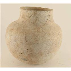 Prehistoric Lino Grayware Pitcher