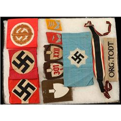Collection of Original German WWII