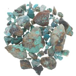 Lot of Genuine Bisbee Turquoise Tailings