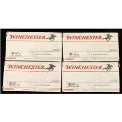200 Rounds of Winchester .357 Sig Ammo