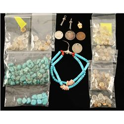 Turquoise Beads Bonanza