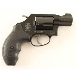 Smith & Wesson 360J .38 Spl SN: CXD4210