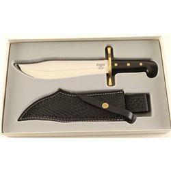 Case XX Plain Bowie Knife