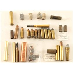 Lot of Antique Ammo