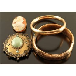 Victorian Jewelry Lot