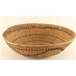 Natural Bowl Basket