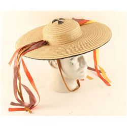 Huisteco Indian Straw Hat