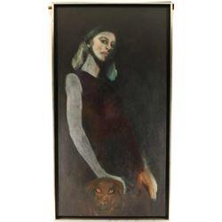 Original Oil on Canvas by Karyn Janowski