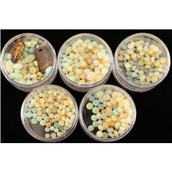 Lot of Opal Beads
