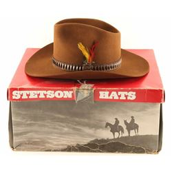 Brown Stetson