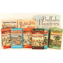 Lot of Buffalo Bill Books