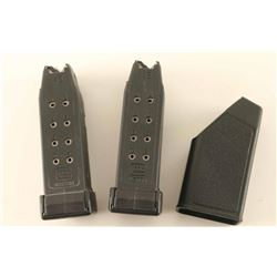 Lot of 2 Glock Magazines