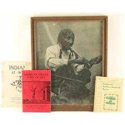 Miscellaneous Literature & Photo Lot