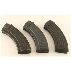 Lot 3 Metal AK-47 Mags