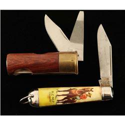 Lot of 2 Pocket Knives