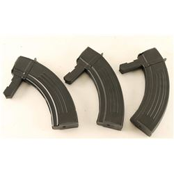 Lot of 3 SKS Mags