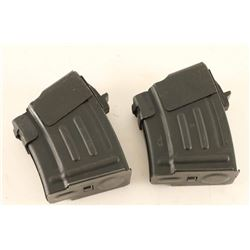 Lot of 2 Metal AK-47 Mags