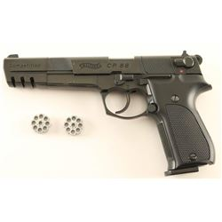 Walther CP 88 .177 Pellet Pistol