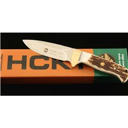 HCKT Clearcut Stag Knife