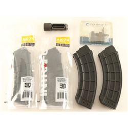 AK/SKS Gun Accessories Lot