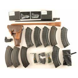 Gun Accessories Lot