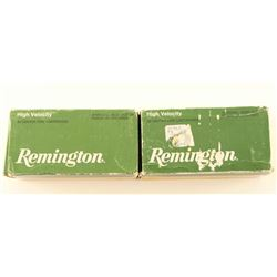100 Rounds of Remington .30 Carbine Ammo