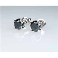 Very nice large Natural Black Diamonds