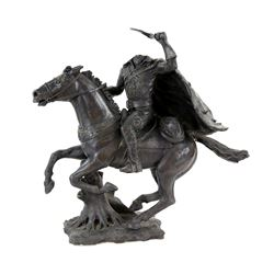 Sleepy Hollow (1999) American Horror film, A crew gift statue given to members of the cast and crew