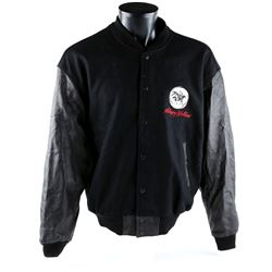 Sleepy Hollow (1999) Crew Jacket from the film directed by Tim Burton, Leather arms with embroidered