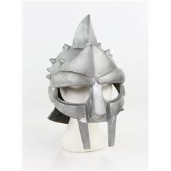 Gladiator (2000) - Replica Gladiator helmet similar to the helmets worn in the movie. The helmet, pa
