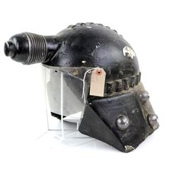 Doctor Who - Replica Dalek Trooper helmet from Resurrection of the Daleks (1984), 31cm high.
