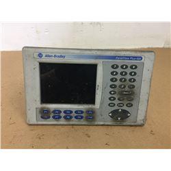 Allen Bradley 2711P-K6C1D Panelview Plus 600