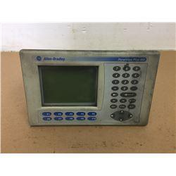 Allen Bradley 2711P-B6M20A Panelview Plus 600